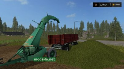 КИР для Farming Simulator 2017