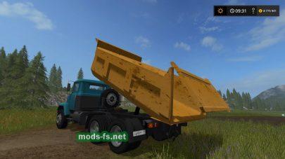 Мод на КрАЗ 6510 для FS 17