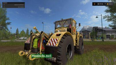 Пак тракторов К-700 и К-701
