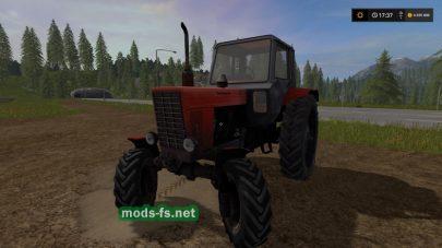 Мод пак тракторов МТЗ 82