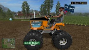 mud mower для FS 2017