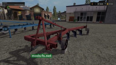 PLN Plows Pack