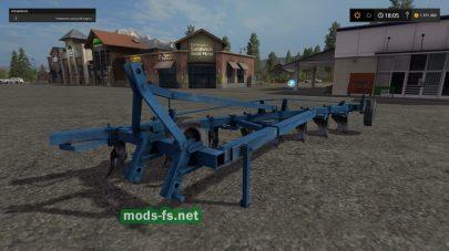 PLN Plows Pack FS17