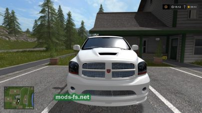 Dodge RAM 2500 FS 17