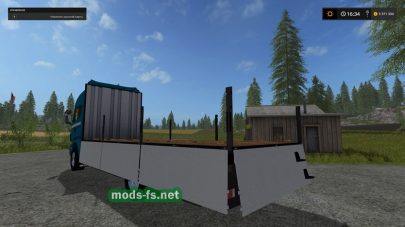 Мод на Scania для Farming Simulator 2017