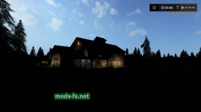 Скрипт Dark Night для FS 17
