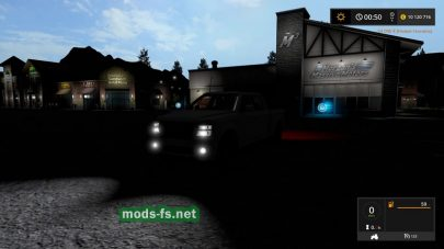 Dark Night mods