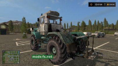 Новый трактор Т-150к для игры FS 2017