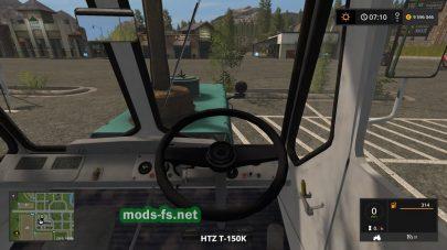 Т-150к mods FS 17