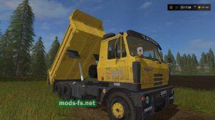 Мод на Tatra T815 S3