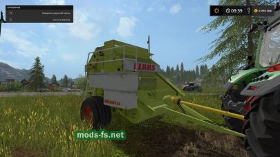 Claas Rolant 44s mods