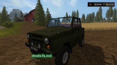 УАЗ-469 Сервис