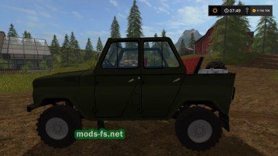 uaz-469 mods