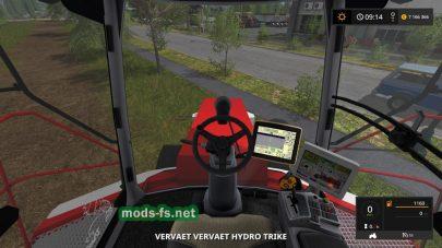 Машина для внесения удобрений в FS 17