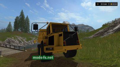 Volvo BM A25 mods