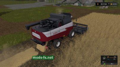 Acros 530 mods