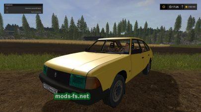 АЗЛК Москвич-2141 для FS17