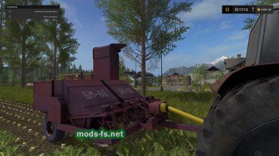 BM-6B mods