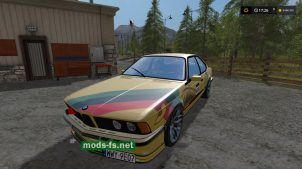 BMW E24 M635 CSi для FS 17