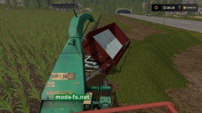 BSS 8 для Farming Simulator 2017