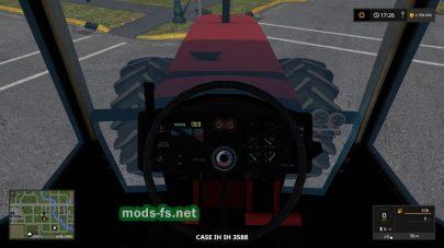 CASE IH 3588 mods