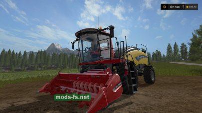 Case IH 130 для Farming Simulator 2017