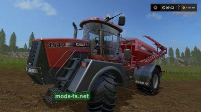 Case Titan 4540 для Farming Simulator 2017