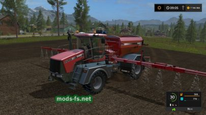 Case Titan 4540 mods