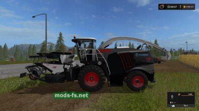 CLAAS JAGUAR 900 mods