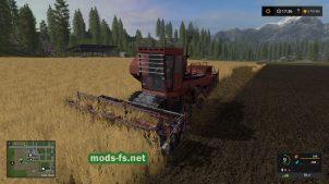 Зерноуборочный комбайн для FS 17