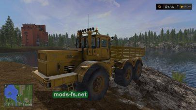 Мод трактора K-701 KIPPER