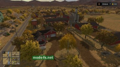 American Outback map FS 17