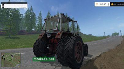 UMZ 6KM mods