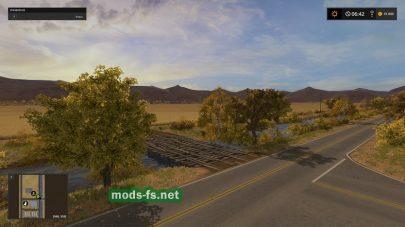 Мод карты Mustang Valley Ranch