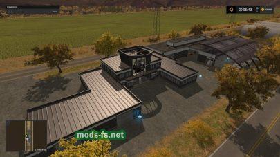 Карат осени для Farming Simulator 2017