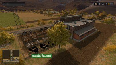 Mustang Valley Ranch map