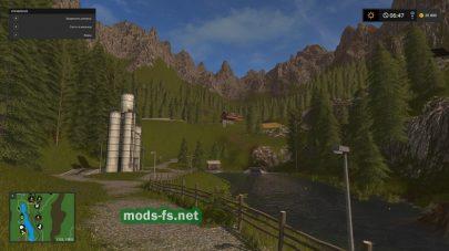 Goldcrest Mountains
