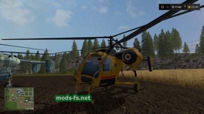 FS17 Helicopters Pack