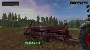 IH 6200 Dupla для Farming Simulator 2017