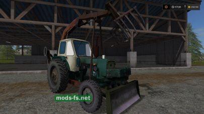 UMZ 6L GREIFER mods