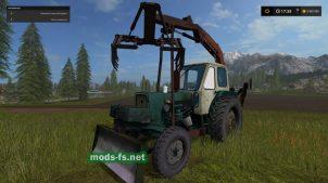 Грейфер ЮМЗ-6Л для FS 17