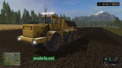 K-701 Fertilizer mods