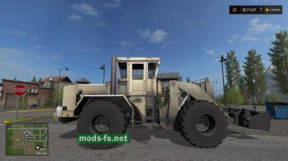 Трактор Кировец 702 для FS 17
