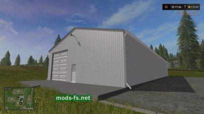 Мод Machine Shed — 100X50