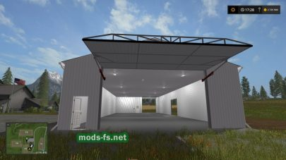 Machine Shed - 100X50 FS 2017