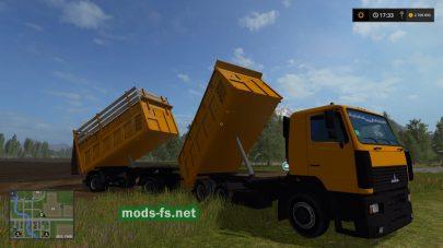 maz-6501 mods