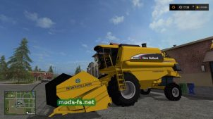 New Holland TC 59 HIDRO
