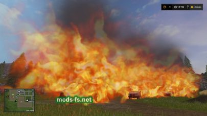 fire mods FS 17