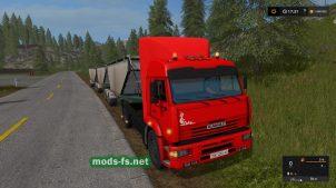 Kamaz 5460