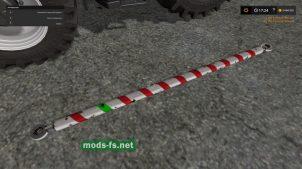 TOW BAR mods